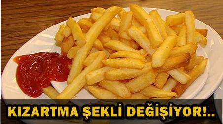 AB'DE PATATES KIZARTMASI İLE İLGİLİ KARAR VERİLDİ!..