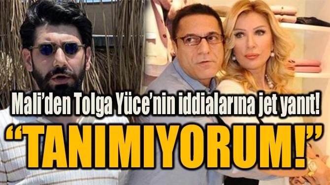 MEHMET ALİ ERBİL'DEN  TOLGA YÜCE'NİN İDDİALARINA JET YANIT!