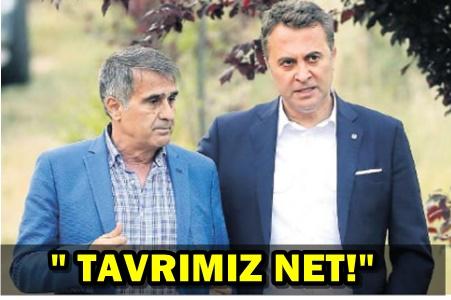 FİKRET ORMAN'DAN ŞENOL GÜNEŞ AÇIKLAMASI!