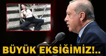 ERDOĞAN: TERÖR VE UYUŞTURUCU BARONLARINA FEDA EDEMEYİZ!..
