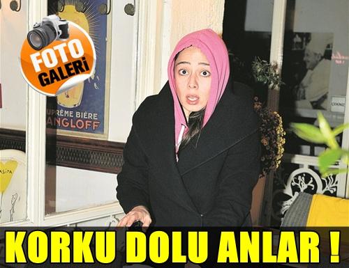 FOTO GALERİ! MERVE SEVİ'NİN NEDEN ÖDÜ PATLADI ? İŞTE  ''GÜZEL OYUNCUYU''ŞOKE EDEN HAREKET!..