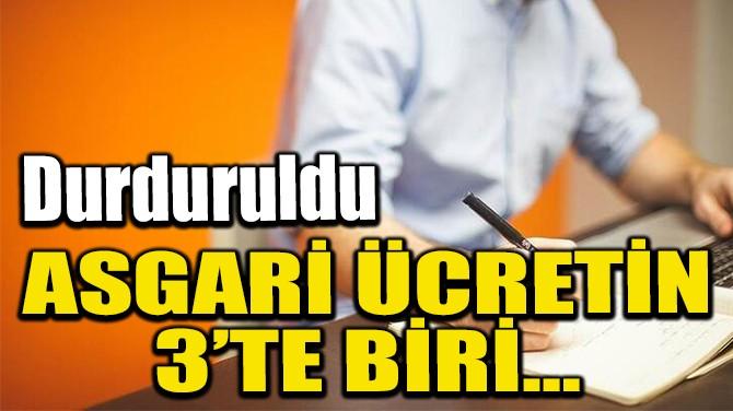 """FİRMALARIN STAJYER ALMASI """"ZORUNLU"""""""