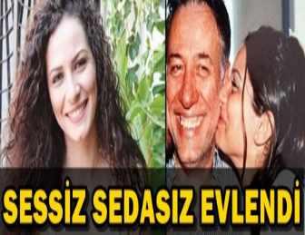 KEMAL SUNAL'IN KIZI EZO SUNAL DÜNYAEVİNE GİRDİ!..