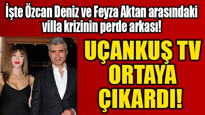UÇANKUŞ TV  ORTAYA  ÇIKARDI!