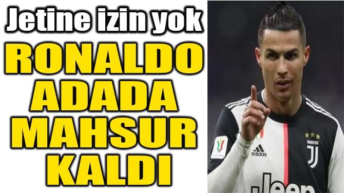 RONALDO  MAHSUR  KALDI