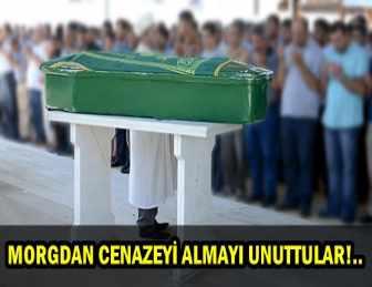 BOŞ TABUTUN CENAZE NAMAZINI KILDILAR!..