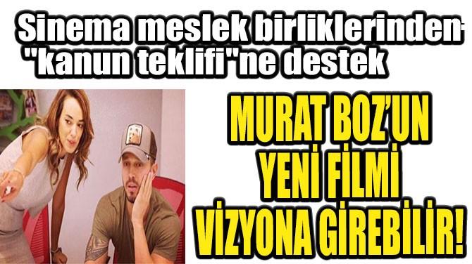 """SİNEMA MESLEK BİRLİKLERİNDEN """"KANUN TEKLİFİ""""NE DESTEK"""