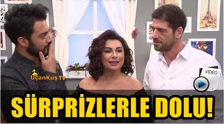 """MİGROS TV'DE """"NİLGÜN BELGÜN'LE 4 KÖŞE"""" YİNE DOPDOLUYDU!."""
