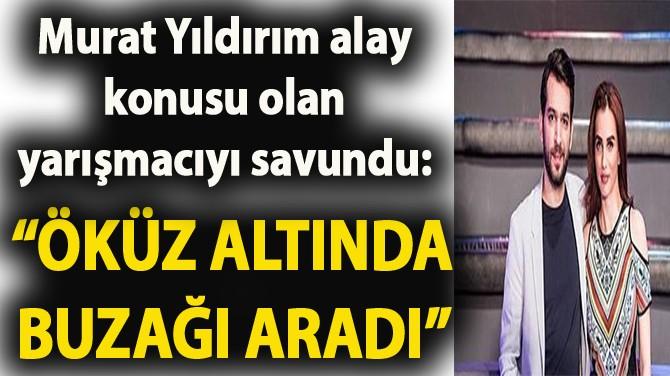 """""""İLK BAŞTA BEN DE ÇOK ŞAŞIRDIM"""""""
