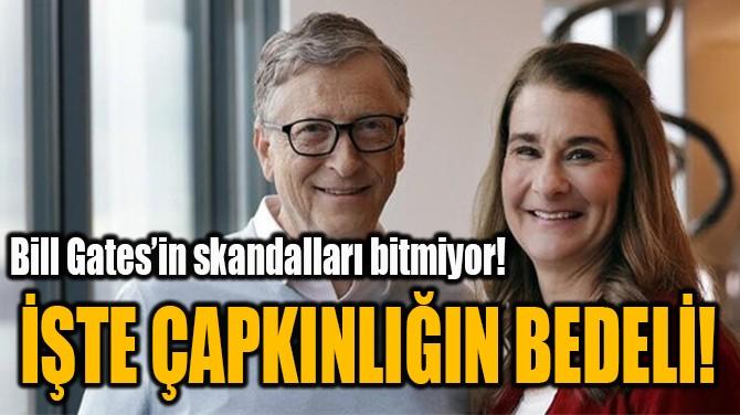 İŞTE ÇAPKINLIĞIN BEDELİ!