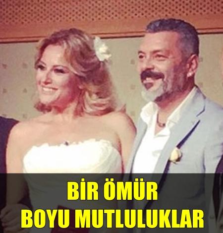 """""""SEKSENLER"""" DİZİSİNİN MESUT'U, ÜNLÜ OYUNCU NECMİ YAPICI EVLENDİ!.."""