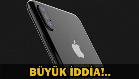IPhone 8 ekran çözünürlüğü belli oldu