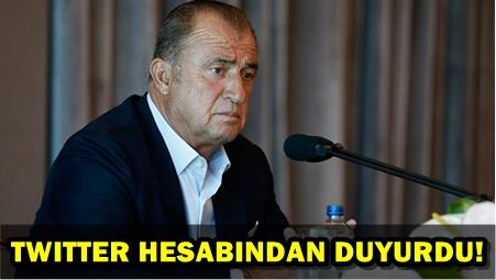 FATİH TERİM'DEN AYRILIK AÇIKLAMASI!..