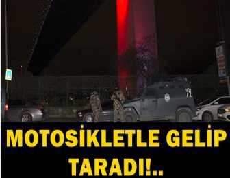 ORTAKÖY'DE GECE KULÜBÜNE SİLAHLI SALDIRI!..