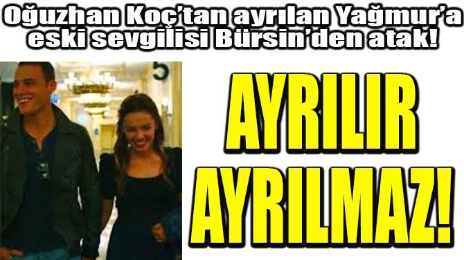 AYRILIR AYRILMAZ!