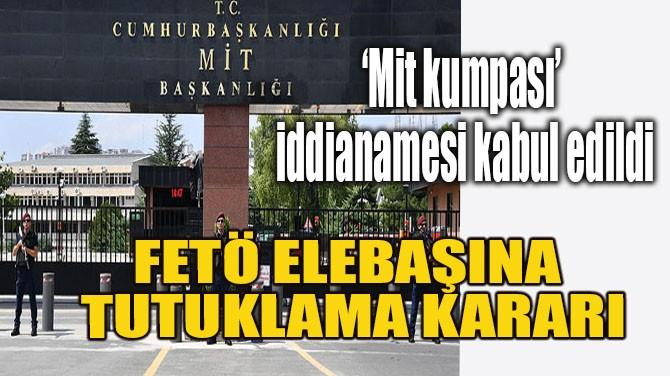 O İDDİANAME KABUL EDİLDİ!