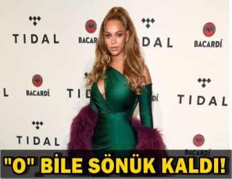 BEYONCE'NİN ÇANTASI KENDİSİNDEN DAHA ÇOK DİKKAT ÇEKTİ!..
