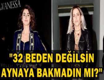 BU LAF KAVGADA SÖYLENMEZ! SELİN İMER'E DAMACANA BENZETMESİ!..