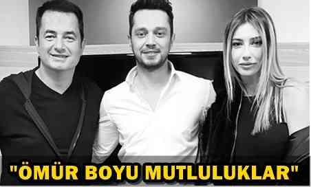 MURAT BOZ, ACUN ILICALI'NIN MUTLU GÜNÜ İÇİN PAYLAŞIM YAPTI!..