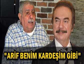 ORHAN GENCEBAY'DAN ARİF SAĞ'A BARIŞ ÇUBUĞU!..