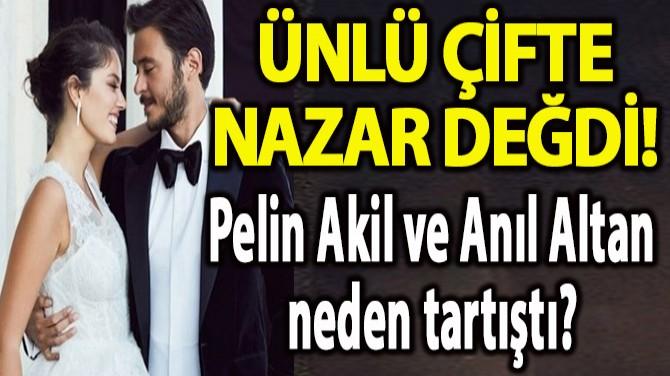 ÜNLÜ ÇİFTE NAZAR DEĞDİ!