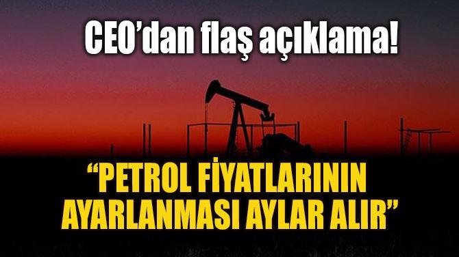 PETROL FİYATLARININ TOPARLANMASI AYLAR ALIR!