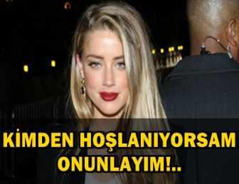 HEM KADINLARLA HEM DE ERKEKLERLE BİRLİKTE OLDUM!..