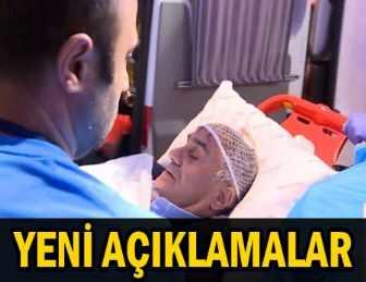 HASTANEDEN ŞENOL GÜNEŞ'İN DURUMUYLA İLGİLİ AÇIKLAMA!