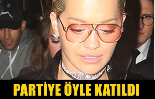 İNGİLİZ ŞARKICI RITA ORA, JAY Z'NİN BEYONCE'Yİ ALDATTIĞI 'O KADIN' OLMADIĞINI BÖYLE İLAN ETTİ!..