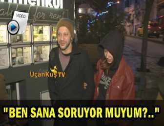 RIZA KOCAOĞLU SEVGİLİSİ ZEYNEP BASTIK'LA GECE TURUNDA!..