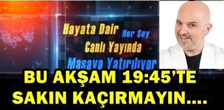 CANLI MASA'YA YAVUZ SEÇKİN GELİYOR!
