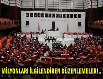 KDV TASARISI TBMM GENEL KURULUNDA KABUL EDİLDİ!..