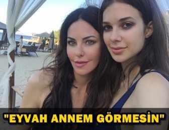 DEFNE SAMYELİ'NİN KIZI DEREN TALU KİMİNLE SOBELENDİ?..