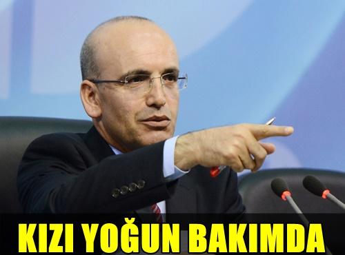 MALİYE BAKANI MEHMET ŞİMŞEK'İN KIZI YOĞUN BAKIMA KALDIRILDI!..