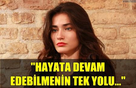 """""""KÖRDÜĞÜM"""" DİZİSİNİN EYLÜL'Ü SAADET IŞIL AKSOY'DAN DUYGULANDIRAN PAYLAŞIM!.."""