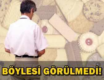 BİSKÜVİ FABRİKASINDA İĞRENÇ OLAY!.. TAZMİNATSIZ KOVULDU!..