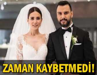 BUSE VAROL'DAN İLK HAMLE GELDİ!.. EVLENİR EVLENMEZ BUNU YAPTI!..