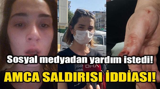 AMCA SALDIRISI İDDİASI!