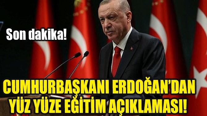 KABİNE TOPLANTISI SONA ERDİ