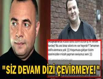 BU KEZ'DE ŞAHAN'DAN OKTAY KAYNARCA'YA: BEN ALMAYAYIM SİZ DEVAM!.