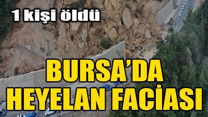 BURSA'DA HEYELAN FACİASI