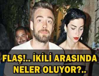 MURAT DALKILIÇ, ESKİ EŞİ MERVE BOLUĞUR'U ARADI!..