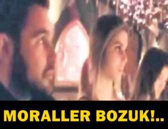HACI SABANCI'NIN GERGİN HALLERİ ÇOK DİKKAT ÇEKTİ!..
