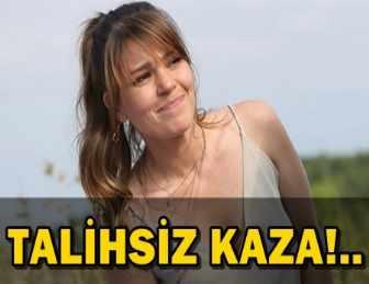 ASLI ENVER'E NAZAR DEĞDİ!.. GÜZEL OYUNCU SAKATA GELDİ!..