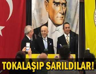 FENERBAHÇE DİVAN KURULU'NDA TARİHİ BULUŞMA!..