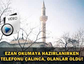 İMAM MİKROFONU AÇIK UNUTUNCA VATANDAŞLAR ŞAŞKINLIK GEÇİRDİ!..