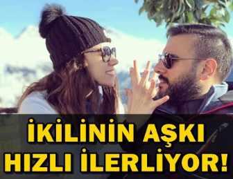 ALİŞAN VE BUSE VAROL ÇİFTİ, DÜĞÜN ÖNCESİ TATİLE ÇIKTI!..