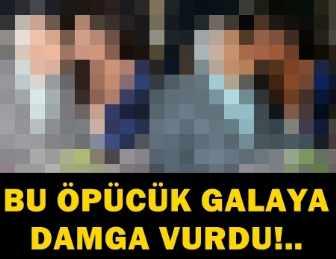 ÜNLÜ OYUNCU 100 YAŞINDAKİ KAYINPEDERİNİ DUDAĞINDAN ÖPTÜ!..