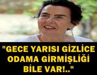 """FATMA GİRİK: """"YILLARDIR PEŞİMİ BIRAKMIYOR, ÇOK TEDİRGİNİM!.."""""""