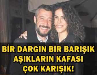 GAMZE TOPUZ VE TÜMER METİN'İN İLİŞKİSİ YILAN HİKAYESİNE DÖNDÜ!..
